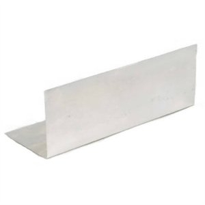 Image of Aluminum Prebent Flashing Shingle, 2.5 x 2.5 x 7-In.