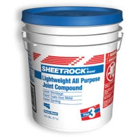 Plus 3 Lightweight Joint Compound, 4.5-Gal.