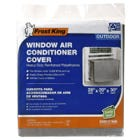 """Outside Window Air Conditioner Cover, 28"""" W x 20"""" T x 30"""" D"""
