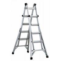 Multi-Purpose Ladder, Aluminum, Type IA, 300-Lb. Duty Rating, 22-Ft.