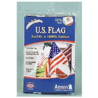 3 x 5-Ft. Cotton Replacement U.S. Flag