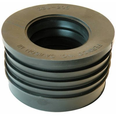 Image of Pipe Fitting, Cast Iron Hub Donut, 3-In.