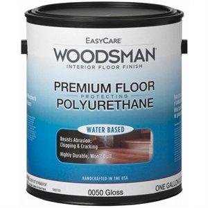 Image of Gloss Water-Base Varnish & Floor Finish, 1-Gal.