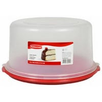 Servin' Saver Cake Container, 13 x 7-In.