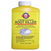 Rooto Copper Sulphate Root Killer 2-lb