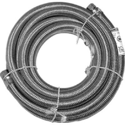 Stainless-Steel Ice Maker Connector, .25 x .25 x 72-In.