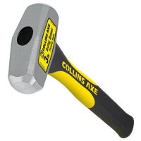 3-Lb. Drilling Hammer, 10-In. Fiberglass Handle