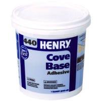 440 Cove Base Adhesive, 1-Qt.
