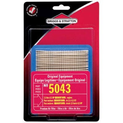 Lawn Tractor Air Filter Cartridge