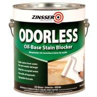 Bulls Eye Odorless Stain Blocker, Bright White, 1-Gal.