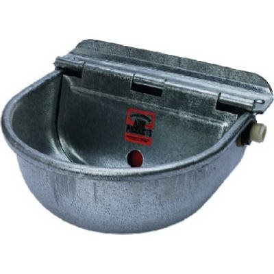 Image of Stock Waterer, Automatic, Galvanized Steel, Fits .5-In. Pipe