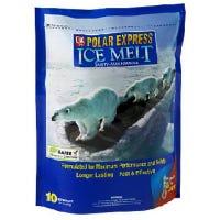 Ice Melt, Time Release Blend, 10-Lb.