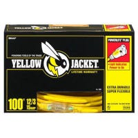 Yellow Jacket 100-Ft. 15A 12 Gauge  Extension Cord