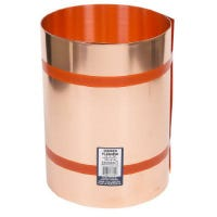 Copper Flashing, 14-In. x 10-Ft., 16-oz.