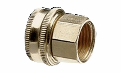 Image of 1/2-Inch x 3/4-Inch Pipe To Hose Connector