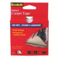 Indoor Carpet Tape, 1-1/2-In. x 42-Ft.