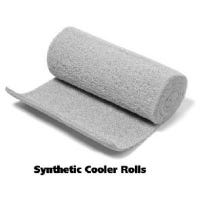 Evaporative Cooler Roll, Synthetic, 36-In. x 240-In.