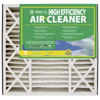 Residential Air Cleaner Filter Cartridge, 16x25x4-3/8-In.,
