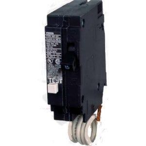 Self-Test GFCI Breaker, Single Pole, 15-Amp