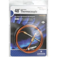 Universal Thermocouple, Adapter Fitting, 48-In.