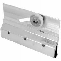 Sliding Shower Door Roller & Bracket, 2-Pk.
