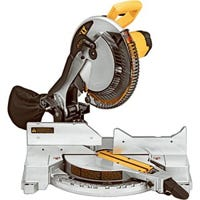 Compound Miter Saw, 15-Amp, 4,000 RPM, 12-In.