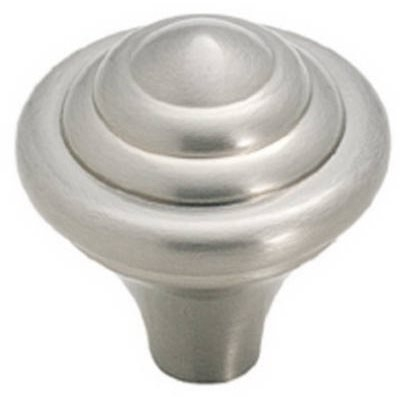 Image of 1.25-In. Satin Chrome Abstractions Cabinet Knob