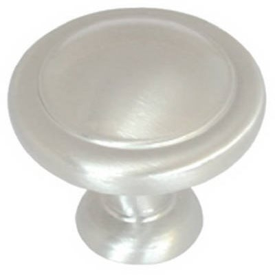 Image of 1.25-In. Satin Chrome Reflections Cabinet Knob