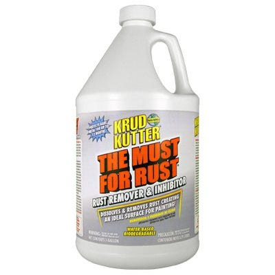 The Must For Rust Remover/Inhibitor, 1-Gallon