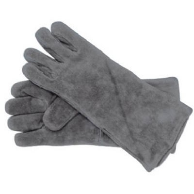 Image of Fireplace Hearth Leather Gloves