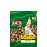 Forti-Diet Cockatiel Food, 3-Lbs.