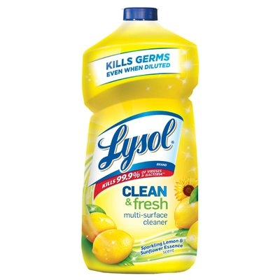 Image of All-Purpose Cleaner, Lemon Breeze, 40-oz.