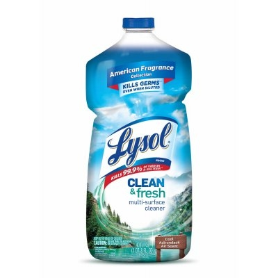 Image of All-Purpose Cleaner, Cool Adirondack Air Scent, 40-oz.
