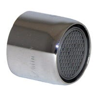 Lavatory Faucet Aerator, Chrome, 3/4-In. FT x 27