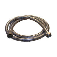 59-Inch Chrome Plated Stainless Steel Shower Hose