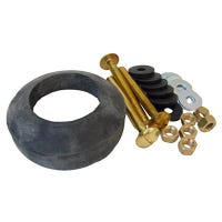 Toilet Tank-to-Bowl Bolt Kit, 5/16 x 3-In.
