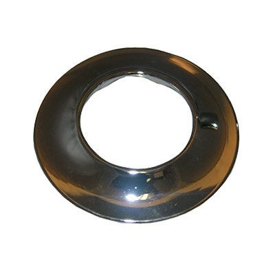 Sure Grip, Chrome Plated shallow Flange, Fits 1-1/4-In. Iron Pipe