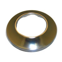 Sure Grip, Chrome Plated Shallow Flange, Fits 1-1/2-In. Outside Diameter Tubing