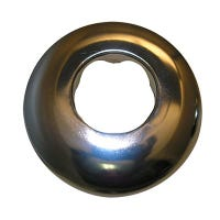 Sure Grip,Box Flange,Chrome Plated,Fits 1-1/4-In. Outside Diameter Tubing