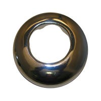 Sure Grip,Box Flange,Chrome Plated,Fits 1-1/2-In. Outside Diameter Tubing