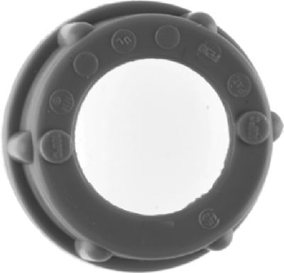 Image of Plastic Insulating Conduit Bushing, 1-1/2-In.