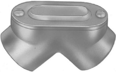 Image of Conduit Fitting, Rigid To Rigid Corner Pull Elbow, 1/2-In.