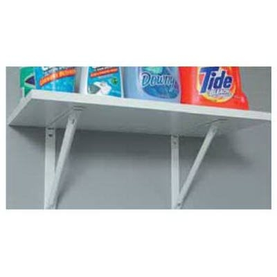 Image of 10-In. White Shelf Bracket