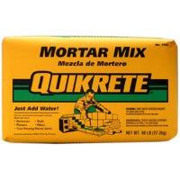 Mortar Mix, 60-Lbs.