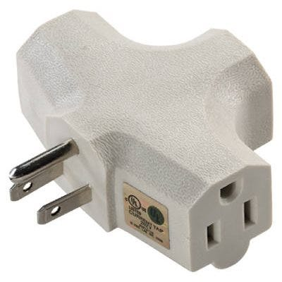 Tri-Tap Adapter