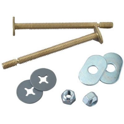 Snap-Off Toilet Flange Bolts, 2-Pk.
