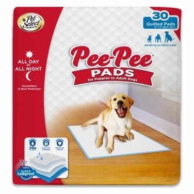 Image of Pee-Pee Pads, 30-Pk.