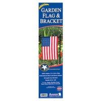 12 x 18-Inch U.S. Garden U.S. Flag/Banner Kit