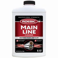 Main Line Sewer/Septic Cleaner, 32-oz.