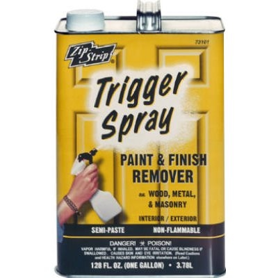 Image of Zip-Strip Spray-on Paint & Finish Remover, 1-Gallon